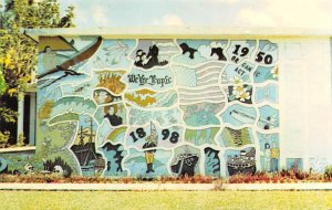 Professor Robert Sajnovsky, local art students Guam Unused
