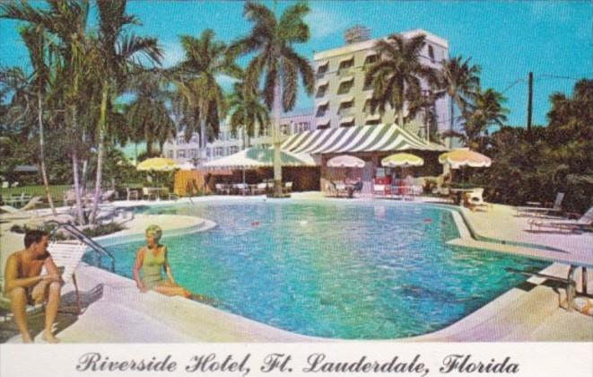 Florida Fort Lauderdale Riverside Hotel Swimming Pool