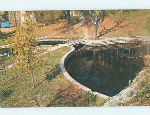 Pre-1980 NATURE SCENE Huntsville Alabama AL AD3141