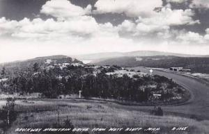 RP, Brockway Mountain Drive From West Bluff, Michigan, 1930-1950s