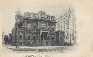 PHILADELPHIA, Pennsylvania, 1901-07; Union League
