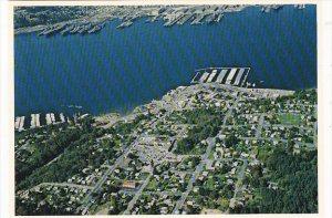 Aerial View Port Orchard Washington