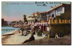 Mourillon - Lido - Old Postcard