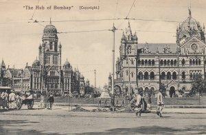 BOMBAY , India , 1900-10s ; The Hub