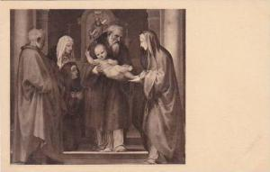 Fra Bartolommeo The Prseentation In The Temple