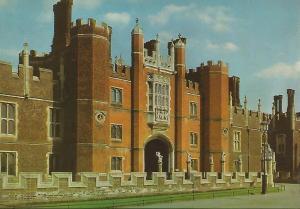 Postal 50324:  MIDDLESEX - Hampton Court Palace