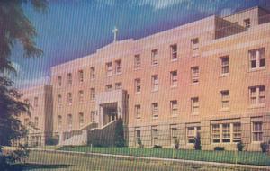 Montana Billings Student Nurses' Residence St Vincent Hospital