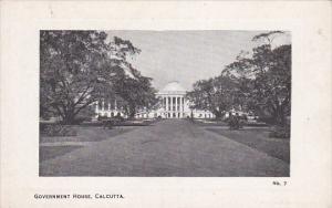 Government House, CALCUTTA, India, 00-10's