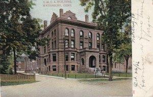 WATERBURY, Connecticut, PU-1906; Y.M.C.A. Building