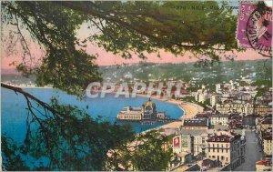 Modern Postcard Republic of Gabon Libreville The Beach Hotel Gamba