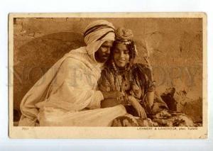 247161 TUNIS Arabian dancer Ouled Nail OLD Lehnert & Landrock
