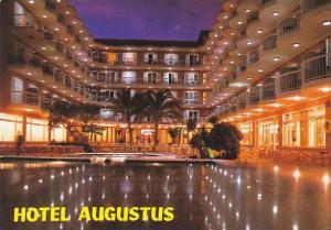 Spain Costa Dorada Tarragona Salou Hotel Augustus