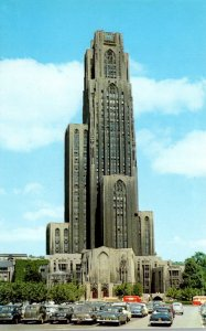 Pennsylvania Pittsburgh Cathedral Of Learning