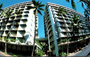Hawaii Waikiki The Reef Towers Hotel