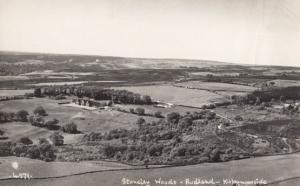 Stoneley Woods Rudland Kirbymoorside Antique Real Photo Postcard