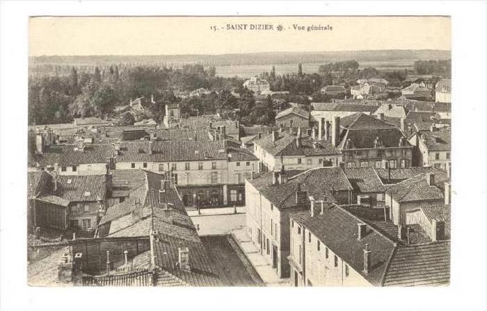 Saint-Dizier , Haute-Marne department, France, 00-10s Vue Generale