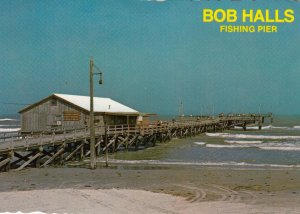 PADRE ISLAND , Texas , 1950-70s ; Bob Hall Pier
