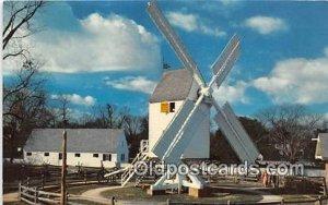 Robertson's Windmill Williamsburg, VA, USA Unused
