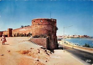 Morocco Rabat Le Bou Regreg et la Pointe des Oudaias