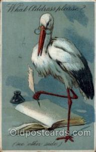 Fantasy Postcard Post Card