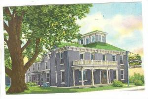 Hotel Nauvoo, Nauvoo, Illinois, 40-60s