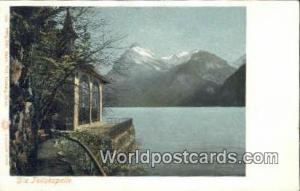 Die Tellskapelle Swizerland, Schweiz, Svizzera, Suisse  Die Tellskapelle