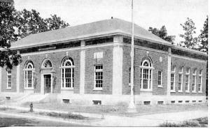 IN - Greenfield. U. S. Post Office