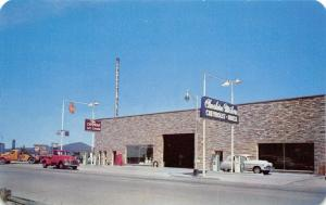 Williams AZ Cheshire Motors Chevrolet-Buick Car Dealership~Rt 66~Wrecker~Chevron