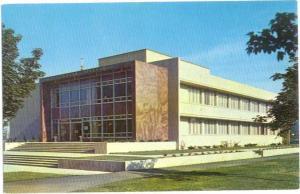 Crosby Libary Gonzaga University Spokane Washington WA