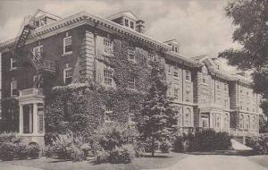 Maryland Frederick Shriner Hall Hood College Albertype