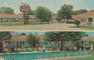 TUPELO , Mississippi , 1950s-60s ; Travelers Motel