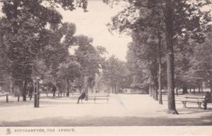 SOUTHAMPTON , The Avenue , England , 1909 ; TUCK