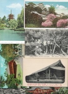 Japan Kobe Nara Yokohama and more Postcard Lot of 20 - 01.12