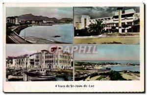 Modern Postcard View of St. Jean de Luz