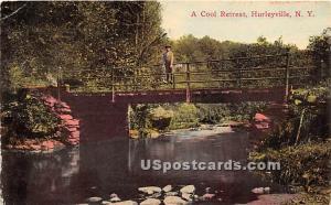 Cool Retreat Hurleyville NY 1924