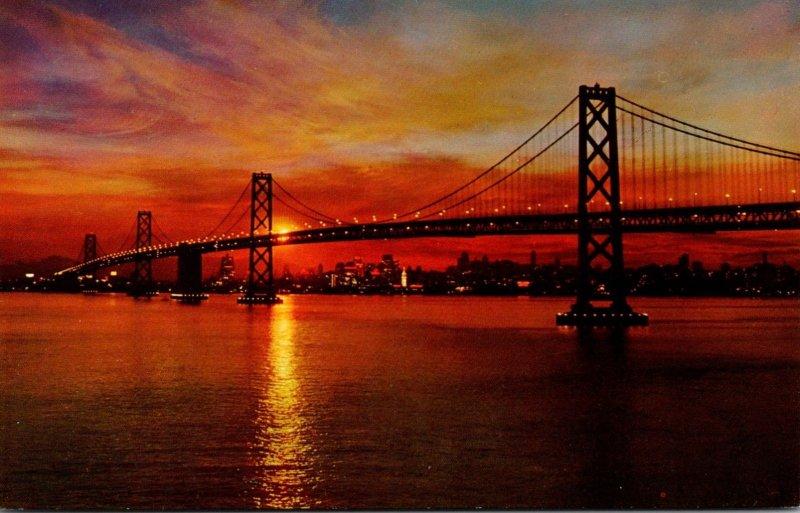 California San Francisco Bay Bridge