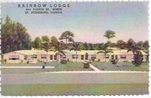 FL St Petersburg Rainbow Lodge
