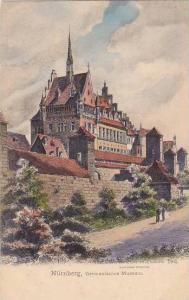 Nurnberg, Germaniscnes Museum, Bavaria, Germany, 00-10s