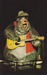 Florida Orlando The Country Bear Jamboree Walt Disney World