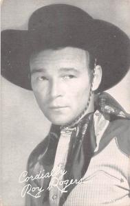 Roy Rogers Western Actor Mutoscope Unused