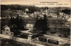 CPA Le Haute - SAONE - Les Ravous de VESOUL - COLOMBIER - Vue générale (452317)