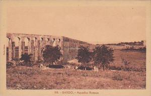 Aqueduc Roman, Bardo, Tunisia, Africa, 1900-1910s