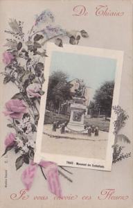 France Paris Thiais Monument des Combattants