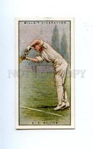 166944 Edgar KILLICK English cricketer old CIGARETTE card