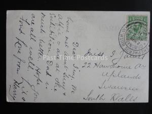 London Postmark cds CORONATION EXHIBITION SHEPHERDS BUSH 2nd August 1911