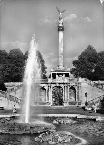 Muenchen Friedensengel Angel of Peace Statue Fountain