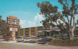 Mississippi Biloxi Rowntowner Motor Inn