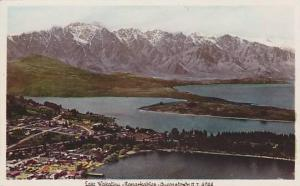RP: Lake Wakatipu - Remarkables - Queenstown, New Zealand, 30-40s