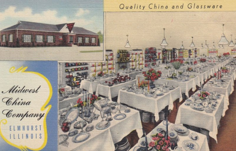 ELMHURST , Illinois , 1930-40s ; Midwest China Company