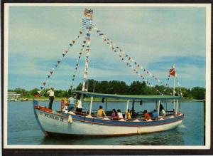 FL St Nicholas III Sponge Diving TARPON SPRINGS FLORIDA
